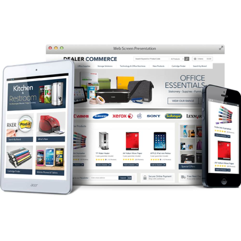 Ecommerce Web Design Proexquisite Marketing Agency Taking Your Brand To New Heights